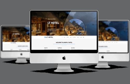 κατασκευή ιστοσελίδων για ξενοδοχεία, σχεδίαση ιστοσελίδων για ξενοδοχεία και ενοικιαζόμενα δωμάτια