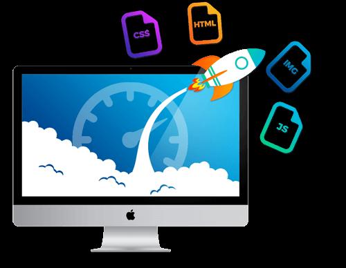 κατασκευή ιστοσελίδας με γρήγορη ταχύτητα φόρτωσης για εξαιρετική εμπειρία χρήσης