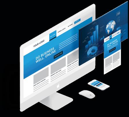 σχεδίαση ιστοσελίδων με responsive design, δημιουργία ιστοσελίδων mobile optimized για χρήση απο όλες τις φορητές συσκευές