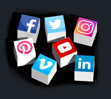 Δημιουργία ιστοσελίδων με ιδιαίτερη προσοχή στο social marketing