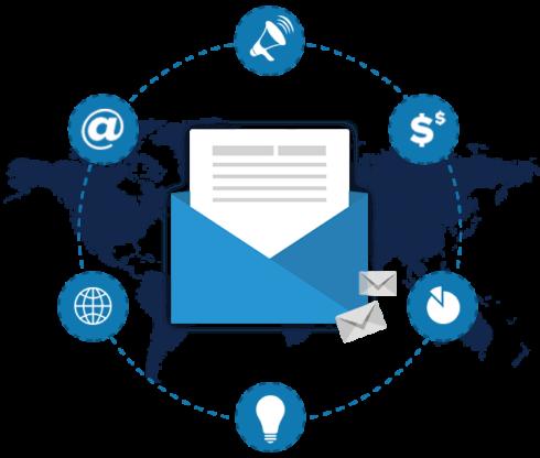 email marketing, μαζική αποστολή newsletter, αποστολή ενημερωτικών δελτίων για την προώθηση υπηρεσιών ή προϊόντων