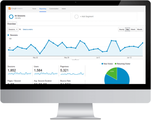 Google Analytics, google analytics platform , statistics